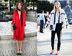 La compra de la semana: black skinny scarf