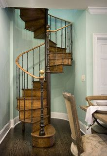 Sustainable Luxury at its Best - traditional - staircase - other metro - by Knotting Hill Interiors