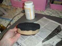 How to make a pillbox hat. Pill Box Hat - Step 4