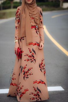 Hijab Fashion Anna Hariri gorgeous and they are doing a giveaway now. you can enter – Hijab Fashion Hijab Fashion 2016, Trend Fashion, Fashion Mode, Abaya Fashion, Modest Fashion, Fashion Outfits, Womens Fashion, Fashion Clothes, Islamic Fashion