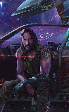 Johnny Silverhand Cyberpunk 2077 Keanu Reeves HD Mobile, Smartphone and PC, Desktop, Laptop wallpaper resolutions. Cyberpunk 2077, Arte Cyberpunk, Cyberpunk Games, Cyberpunk Aesthetic, Cyberpunk City, Cyberpunk Character, Cyberpunk Fashion, Neon Aesthetic, Keanu Reeves