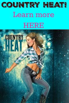 Country Heat by Autumn Calabrese! Shed unwanted pounds while you have fun dancing to the hottest country music around. Learn more HERE!