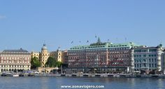 Guía de los lugares imprescindibles de Estocolmo para que aproveches al máximo tú visita a la ciudad. Que ver en Estocolmo en un día.