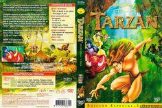 DVD - Tarzán - Clásico N° 37