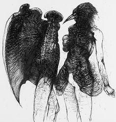 Zdzisław Beksiński Feminist Art, Pre Raphaelite, This Is Love, Postmodernism, Post Apocalyptic, Demons, All Art, Impressionism, Monsters