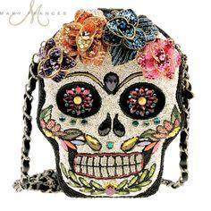 Mary Frances | Sugar Skull | Sugar Rush Crossbody Handbag