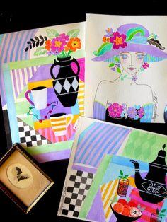 Paintings By Mary Maki Rae 2015(c)