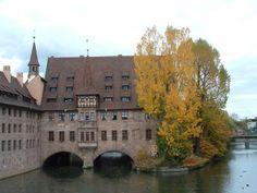 Viking River Cruise on the Blue Danube: Nuremberg, Germany - Bavarian City on the Main-Danube Canal