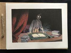 Le Gall, Frank - Portfolio Daniel Maghen - De Théodore Poussin à Frank Le Gall - (2002) - W.B.