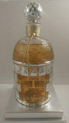 Guerlain Metallica 8.5 oz 250 mL Box Not sealed 99% full Eau De Toilette Perfume #Guerlain