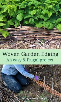 How to weave pruned