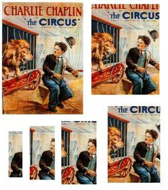 pyramide affiche de cirque