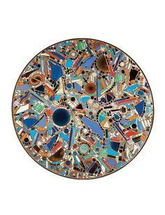 Lee Krasner, Mosaic Table, 1947 Art Experience NYC www.artexperiencenyc.com