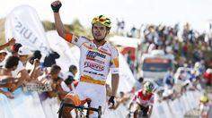 Tour de San Luis: Kleber da Silva wins stage six as Daniel Diaz retains lead to all but seal victory