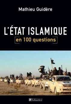 Notice bibliographique L'État islamique en 100 questions / Mathieu Guidère | BnF Catalogue général - Bibliothèque nationale de France