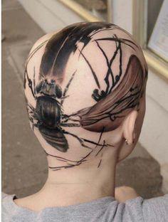 Trash Polka by Buena Vista Tattoo Club. Bad Tattoos, Arrow Tattoos, Body Art Tattoos, Cool Tattoos, Awesome Tattoos, Interesting Tattoos, Tatoos, Trash Polka Tattoo, Tattoo Trash