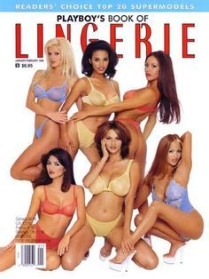 Playboy's Book Of Lingerie #59  (Jan-Feb 1998)