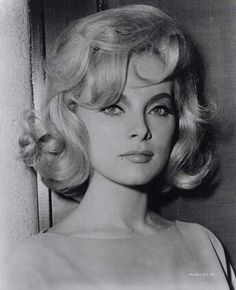 60's pincurl hairstyle