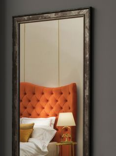 #boxspring #bed #interiordesign #design #bedding #decoration #bedroom #bedroomdecor Oversized Mirror, Beds, Bedding, Bedroom Decor, Interior Design, Decoration, Furniture, Home Decor, Nest Design