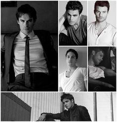 Men of TVD!!!!