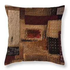 Mosaic Throw Pillow for Sale by Agota Horvath