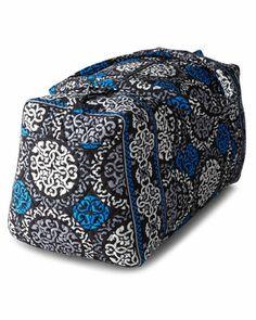 Vera Bradley Canterberry Cobalt Travel Bags - Neiman Marcus