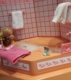 Les 84 meilleures images de barbie année 80/90 | 1980s barbie ...