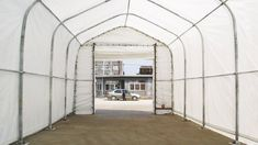 Economical and durable storage tents ✓ Cost reduction by self assembly ✓ Industry quality for sustainable use ✓ Free construction drawings and structural calculations Pvc Fabric, Construction Drawings, Galvanized Steel, Sustainability, Building, Industrial, Rolling Scaffold, Tents, Home