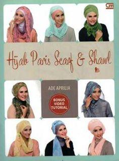 Hijab Paris Scarf & Shawl + Bonus DVD by Ade Aprilia