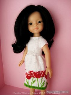 Радужная коллекция. Одежда для кукол Paola Reina / Paola Reina, Antonio Juan и…
