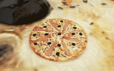 Order and then stuff your face with pizza. A lot of pizza. Pizza Gif, Pizza Pizza, Pizza Food, Pizza Party, Bacon Pizza, Feeling Hungry, Oddly Satisfying, Pizza Recipes, Animated Gif