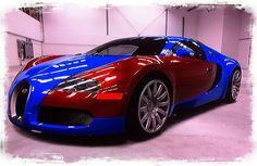 Bugatti Veyron 16.4 by Charliebubbles, via Flickr