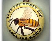 SAVE the HONEY BEE Save the World
