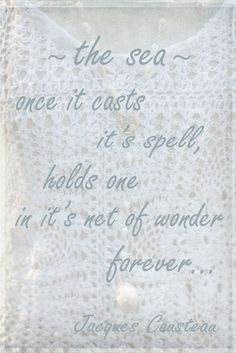 """ozma of odds: ...the spell of the sea Try to ignore the """"it's"""" that should be """"its"""" - grammar grouch"""