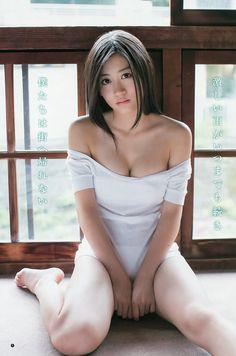 NMB48 Kei Jonishi Mori no Siren on Young Jump Magazine