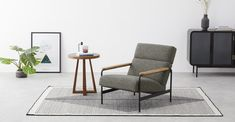 Kingston, Outdoor Chairs, Outdoor Furniture, Outdoor Decor, Accent Chairs, Armchair, Grey, Design, Kingsland Road