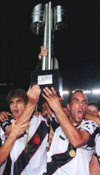 Edmundo e Juninho Pernambucano - 1997