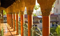 Stay at the Jewel of the Inland Empire, Riverside's Mission Inn & Spa - http://www.visitcalifornia.com/Must-Sees/Stay-at-the-Jewel-of-the-Inland-Empire/