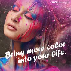 Bring more color into your life