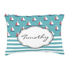 Shop Personalise Upscale Nautical Unique Sailboats Decorative Pillow created by CaribLoveDesigns. Personalize it with photos & text or purchase as is! Accent Pillows, Bed Pillows, Liveaboard Sailboat, Used Sailboats, Buy A Boat, Below Deck, Love Design, Unique Photo, How To Better Yourself