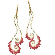 Luxe Bijoux 140 Earrings from Calico Juno--MUST HAVE