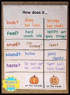 It& October. The leaves are changing and falling. The air is cool and crisp. But most importantly. Fall Preschool, Preschool Lessons, Preschool Classroom, Kindergarten Activities, Classroom Activities, October Preschool Themes, Classroom Ideas, Class Activities, Science Lessons