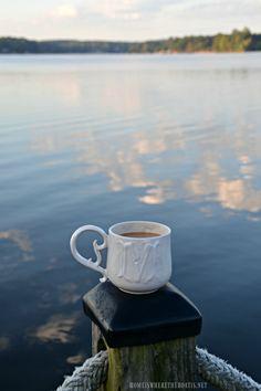 Morning reflections Lake Norman | homeiswheretheboatis.net