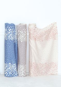 peaceful cooing textile prints from nani IRO