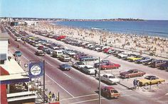 Hampton Beach, New Hampshire - 1970s