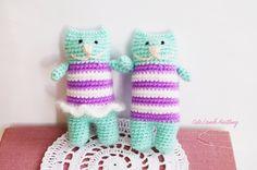 Crochet Cat crochet Kitten amigurumi Cat toy, crochet stuffed toy, crochet plush toy, crochet amigurumi cat, crochet animals вязаный кот by CuteLambKnitting on Etsy