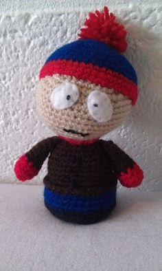 maureencrochet: South Park Patroon 1: Stan Marsh