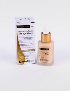 Mastic Spa Metamorfosis Lift Eye Drops INNOVATION!!