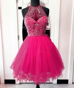 Homecoming Dress, Back To School Dresses ,Short Prom Dress For Teens BPD0455