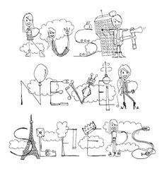 rust never sleeps illustration elena scotti Rust Never Sleeps, Math, Illustration, Math Resources, Illustrations, Mathematics